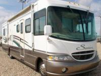 2000 COACHMEN SANTARA Motor Home, 370 MBS Diesel Pusher