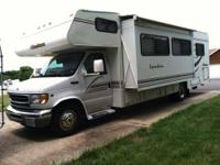 2000 Coachmen Leprechaun 314SS Class C This 31 foot RV