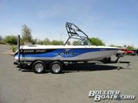 2000 Correct Craft Nautique Super Sport Payments as low