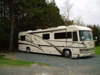 Description Make: Country Coach Mileage: 40,000 miles
