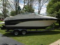 2000 Crownline 242 CR Boat is located in
