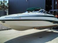 Crownline 248 CCR (25 x 86), MerCruiser 300HP V8 with a