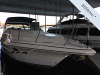 - Stock #077037 - This Cruiser Yachts 3375 has had only