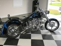 For Sale 2000 Custom Chopper $15,000- 90ci S&S Stroker,