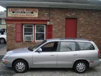 Options Included: N/A2000 DAEWOO NUBIRA CDX WAGON, WITH