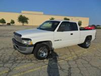 2000 DODGE RAM 1500 CREW CAB. WORKING A/C P/S C/C.