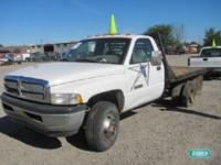 Dodge Ram L6 5.9L 3500 dsl - lt rear Linn's Auto and