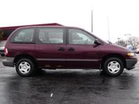Options:  2000 Dodge Caravan Base|Purple|Recent