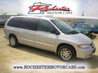 2000 Dodge Grand Caravan SE with 134,819 miles. Local