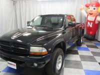 Options Included: 4x4, 5-Speed M/T, A/C, ABS,