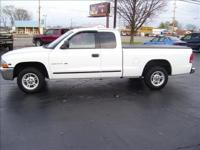 Options Included: Extended Cab, Short Box, 2 Wheel