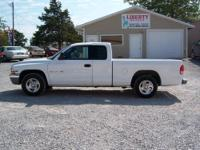This 2000 Dodge Dakota SLT Crew Cab is 2WD and a