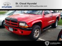 Need a new work truck or utility truck? This Dakota