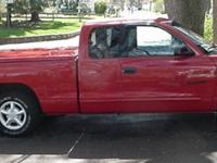 A 2000 Dodge pick up with 92300 miles V-6 motor with