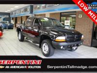 2000 Dodge Dakota in Excellent Condition Patriot Blue