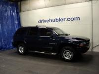 Options Included: N/AThis 2000 Dodge Durango is offered