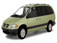 Options:  2000 Dodge Grand Caravan Se|Local Van Just In