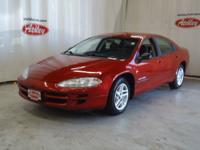 Options Included: N/AThis 2000 Dodge Intrepid is a