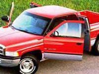 Looking for a clean, well-cared for 2000 Dodge Ram