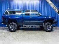 Clean Carfax 4x4 Diesel Truck with 6 Speed Manual