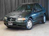 Mechanic special! 2000 Dodge Stratus SE ONLY 78,411
