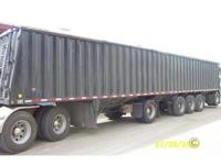Description Year: 2000 Good Condition, 5 axle grain