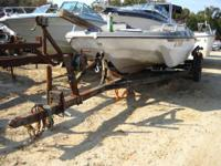 Our 15 acre boat yard has over 100 new trailers deeply