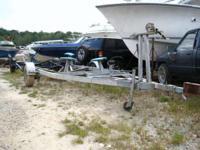 2000 EZ Loader 21ft Sail Boat Trailer 21ft Sail Boat