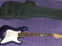 2000 Fender standard Fat Stratocaster made in Mexico