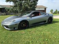 2000 Ferrari 360 Modena with 45,000 miles. U.S. Car,