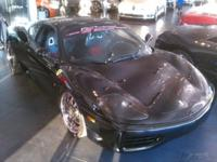 Euro Motorsport is offering this 2000 Ferrari 360