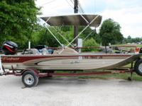 2000 Fisher is a great little fishing boat easy to use