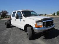 Options Included: Crew Cab, Long Box, Air Conditioning,