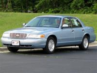 Options Included: AThis 2000 Ford Crown Victoria 4dr