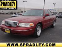 2000 Ford Crown Victoria Sedan LX Our Location is: