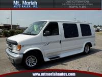 Options Included: Power Seat, Rear Seat Entertainment,