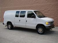 Options Included: N/A2000 Ford E-250 Van....