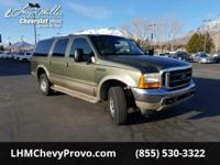 Only 159,103 Miles! This Ford Excursion boasts a Gas
