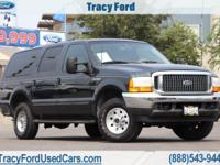Only 184,699 Miles! This Ford Excursion delivers a Gas