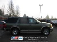 Introducing the 2000 Ford Expedition! This SUV stands
