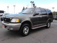 4WD. 2000 Ford ExpeditionAll prices are plus tax,