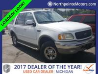 2000 Ford Expedition Eddie Bauer   Northpointe Motors -