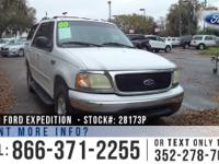 2000 Ford Expedition XLT. Features: 3rd Row Seating -
