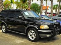 Options Included: N/A2000 FORD EXPEDITION XLT, BLACK