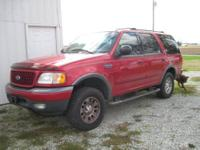 Regretfully selling my 2000 Ford Expedition XLT. This