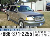 2000 Ford Expedition XLT. *** Still under Warranty