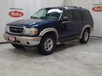 Options Included: N/AOur 2000 Ford Explorer comes in