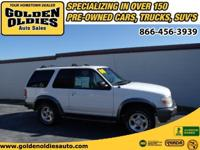Options Included: N/AThis 200 Ford Explorer Sport 4X4