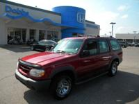 Options Included: XLS, ABS (4-Wheel), Air Conditioning,