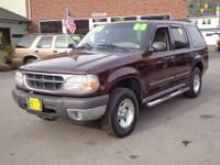 2000 Ford Explorer XLT** $1,850 *Automatic *180,479